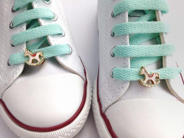 cordones zapatillas caballito