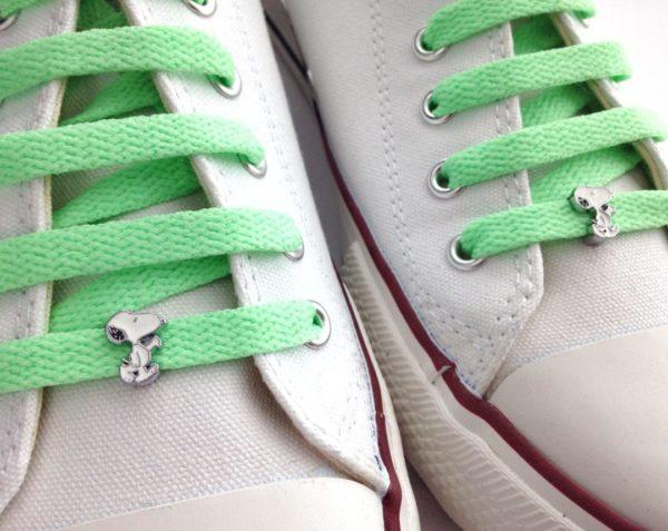 cordones zapatillas snoopy