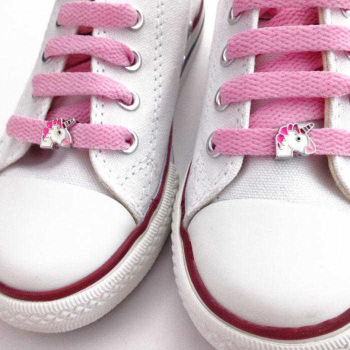 cordones zapatillas unicornio