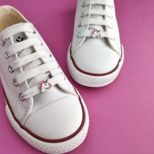 Zapatillas niña unicornio