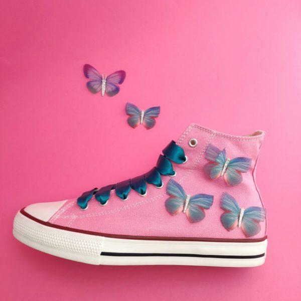 zapatillas de novia Valeria