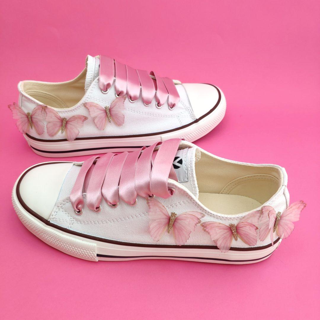 Zapatillas de novia Claudia