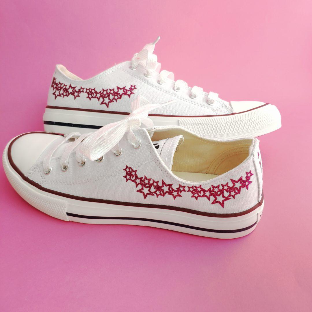 Zapatillas mujer Estrellas