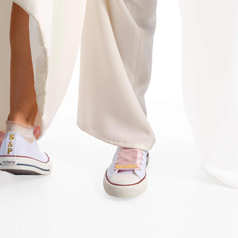 zapatilla novia personalizadas
