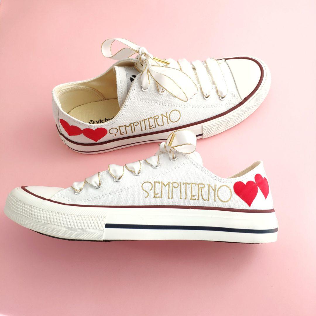 Zapatillas pesonalizadas