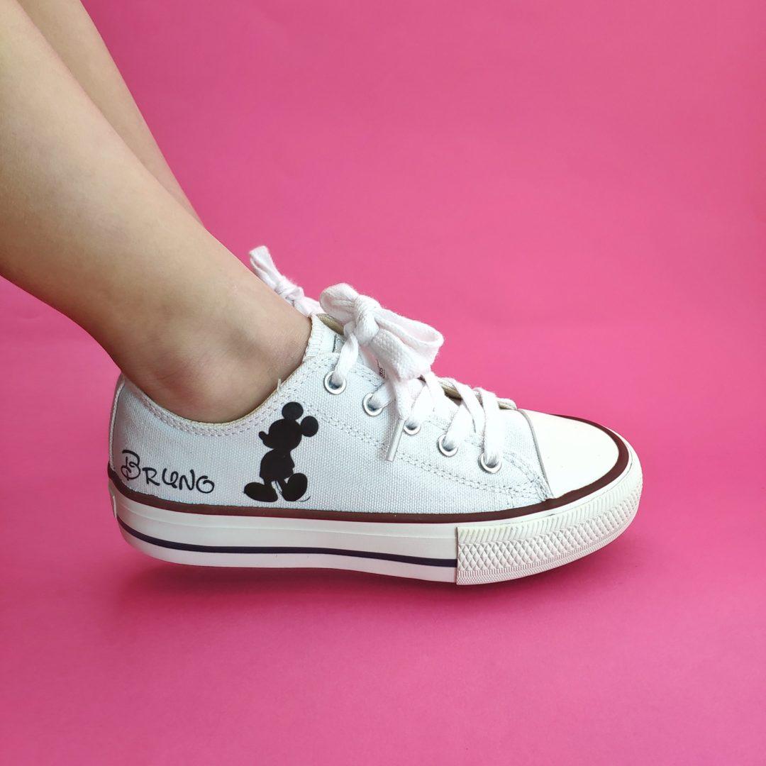 Zapatillas niños Mickey