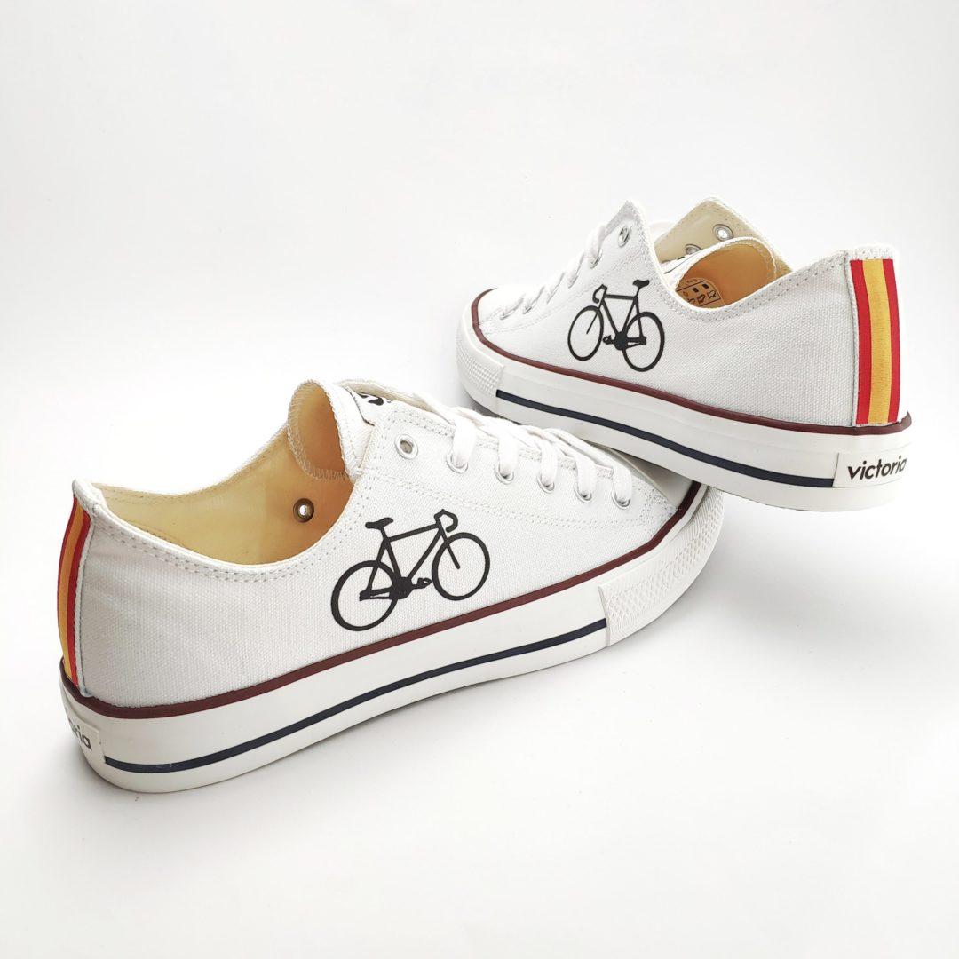 Zapatillas adulto bicicleta