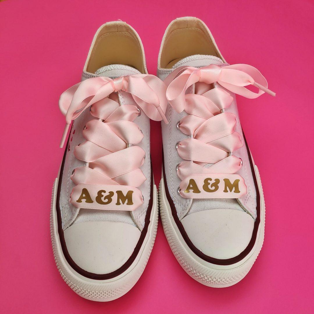 Zapatillas de Novia Personalizadas