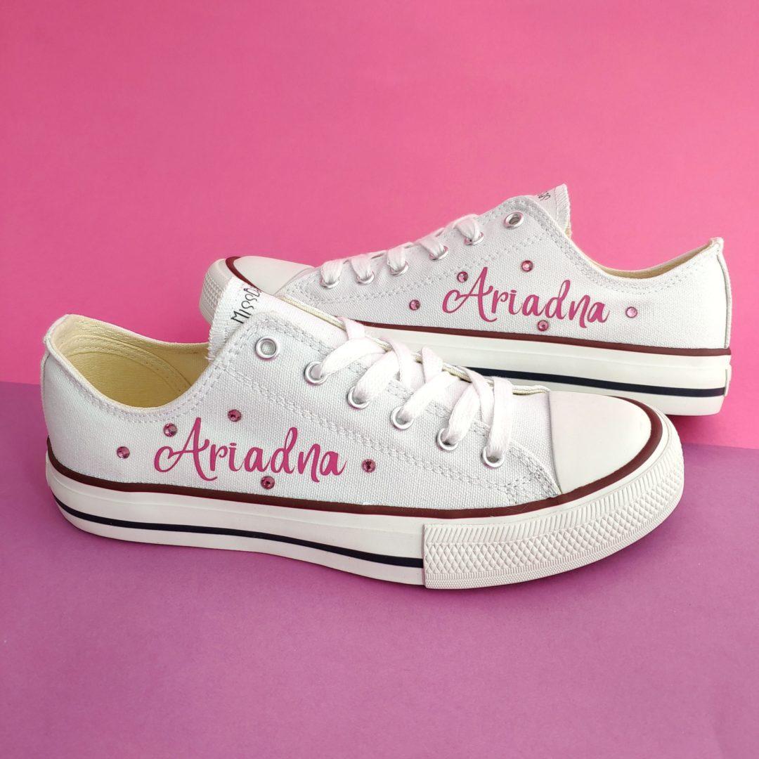 Zapatillas personalizadas_ariadna
