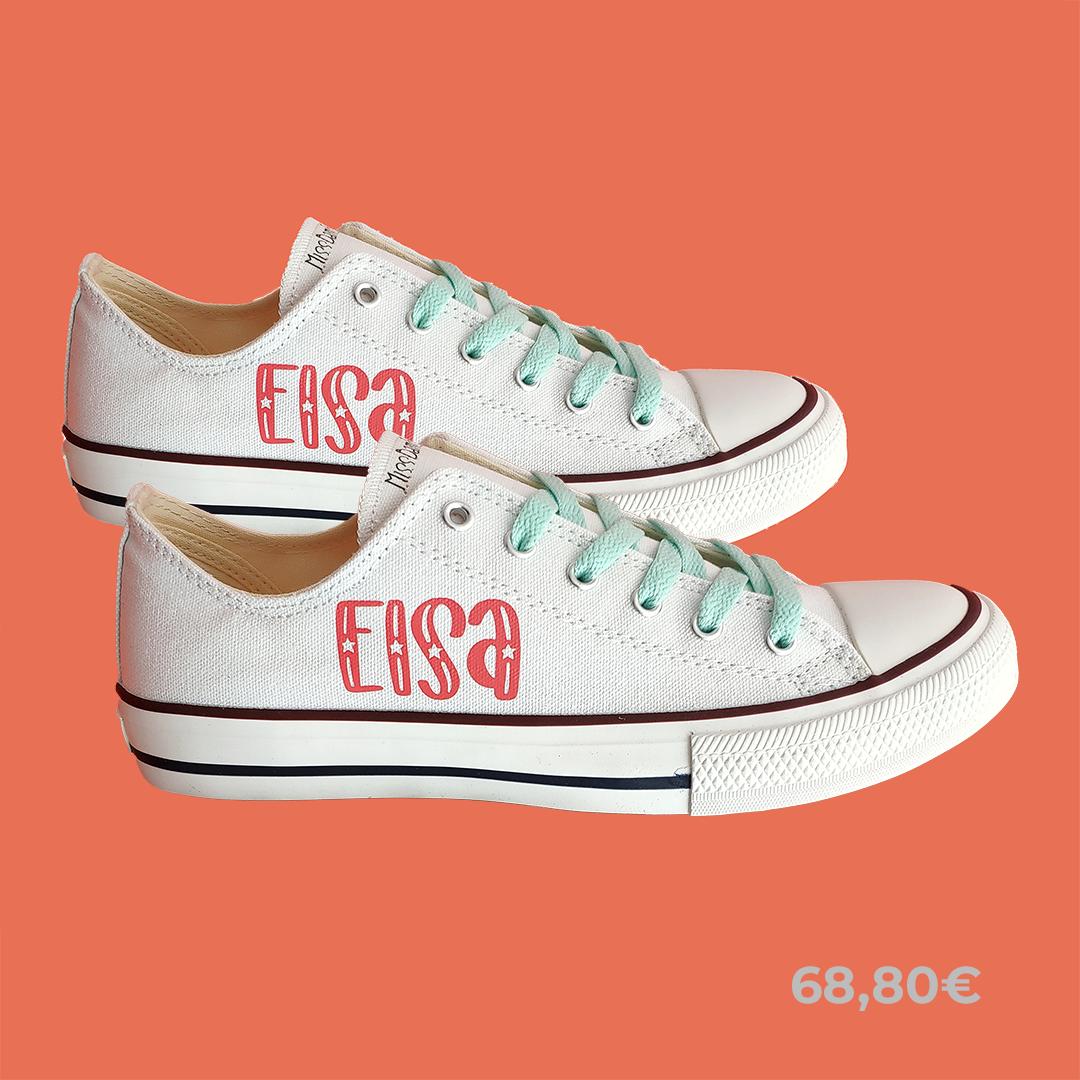Zapatillas Personalizadas con tu Nombre