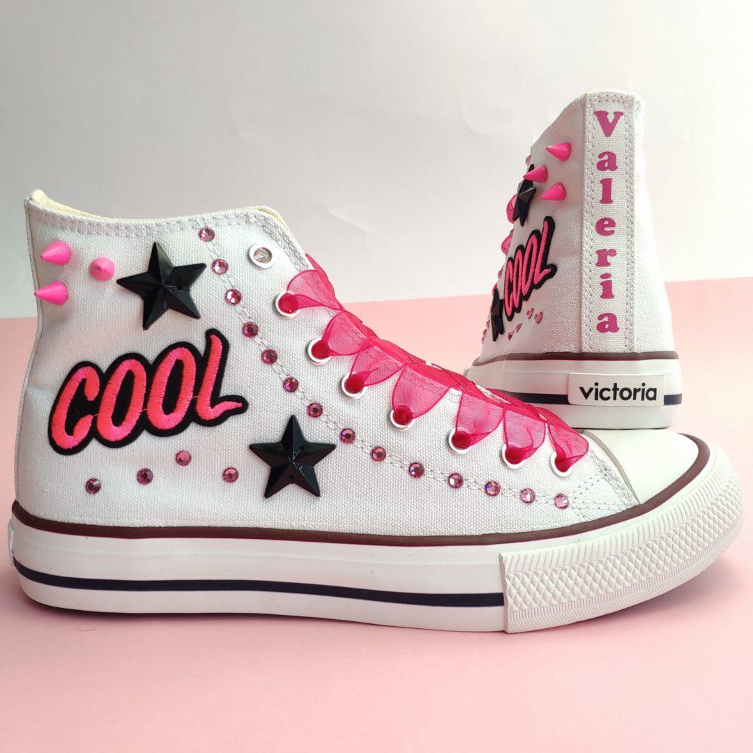zapatillas comunión personalizadas