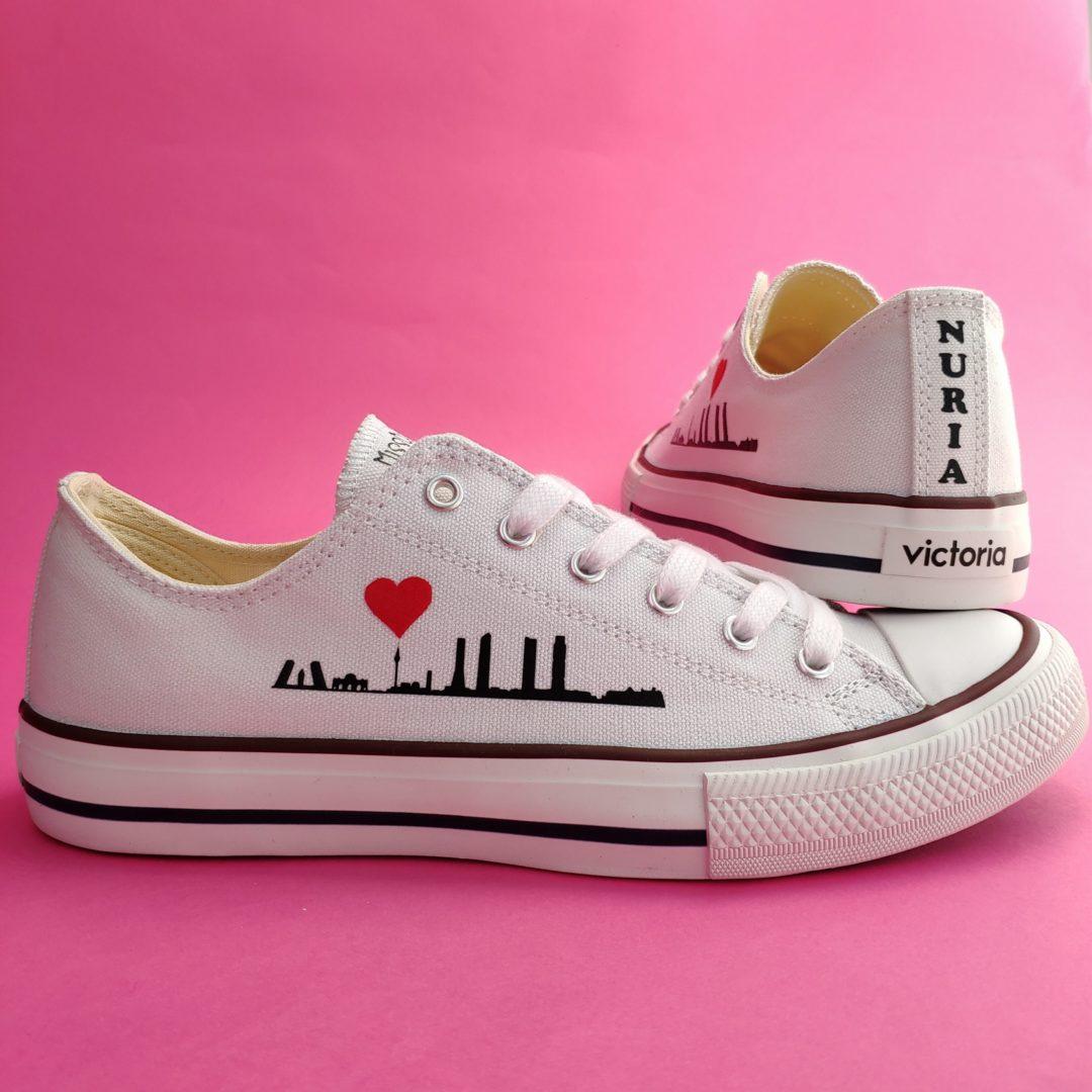 Zapatillas personalizadas Madrid