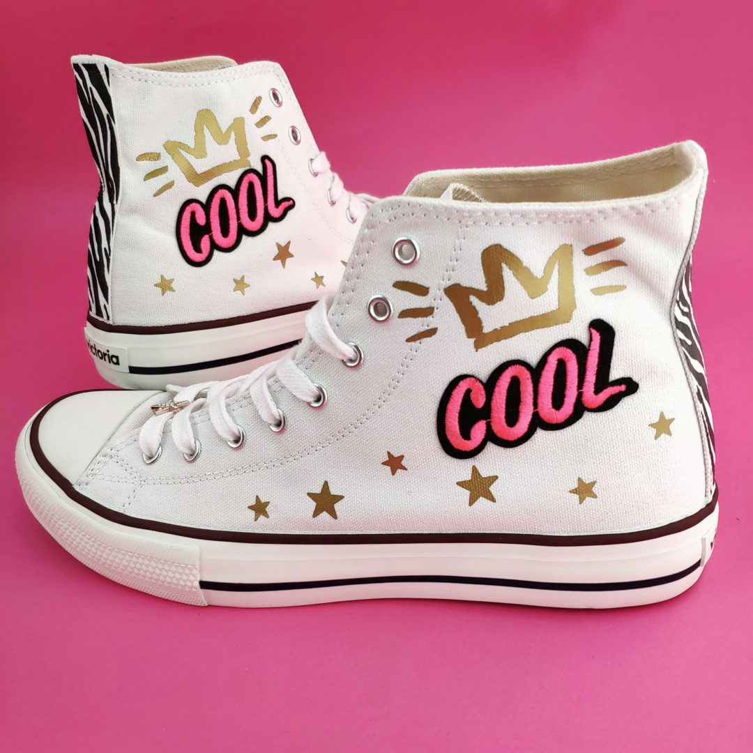 Zapatillas mujer Cool corona